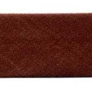 12mm PolyCotton Bias Binding - Brown