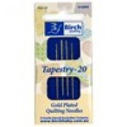 Quilting Needles - Tapestry - 20
