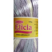 Elicia - Knitting Yarn - Purple/Blue Mix