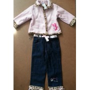 Care Bears - Size 3 - Jeans & Jacket