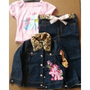 My Little Pony - Size 3 - 3 piece outfit