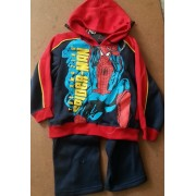 Spiderman - Size 4 - Tracksuit