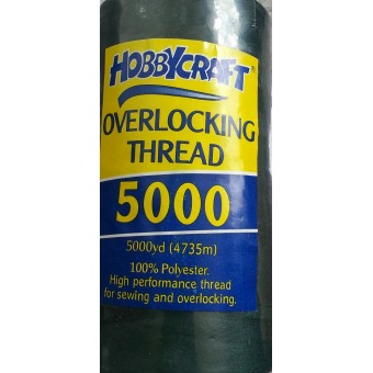 Overlocking Thread - Bottle - 5000yd