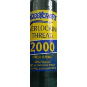 Overlocking Thread - Bottle - 2000yd