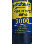 Overlocking Thread - Navy - 5000yd