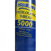 Overlocking Thread - Deep Blue - 5000yd