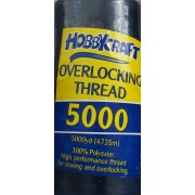 Overlocking Thread - Dark Navy - 5000yd
