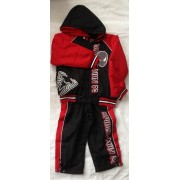 Spiderman - Size 3 - Zipper Jacket/Pants