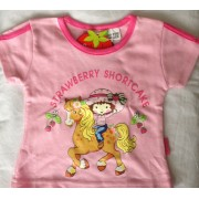 Strawberry Shortcake - T Shirt - Size 1