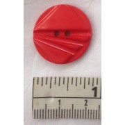 Buttons - 23mm - Red