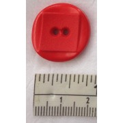 Buttons - 22mm - Red