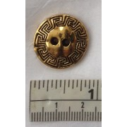 Buttons - 22mm - Gold