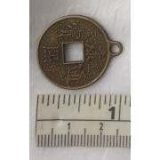 Boh Gold Chinese Coin