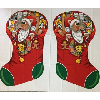 Hoppy the Kangaroo's Christmas Stocking