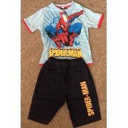 Spiderman - Shorts & Tshirt