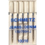 Schmetz Jeans/Denim Needle 100/16