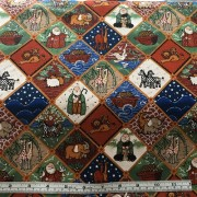 """Noah's Ark"" by Fabri-Quilt"