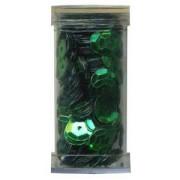 Sequin Cup - Dark Green
