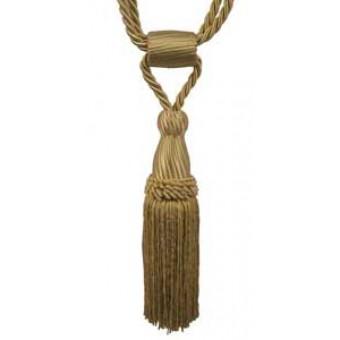 Tie Back - Beige