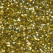 Scrapbook Card - Glitter Gold