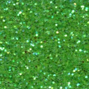 Scrapbook Card - Glitter Green