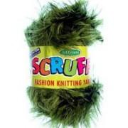 Scruffy - Fashion Knitting Yarn - Olive