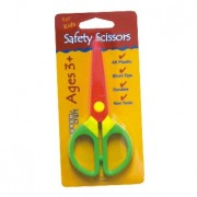Safety Scissors - ages 3+
