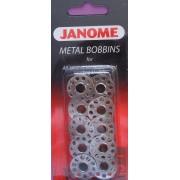 Bobbins - Janome (metal)