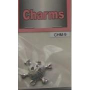 Charm - Skull & Crossbones