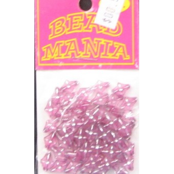 Bead - Pink Diamonds