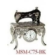Mini Sewing Machine with Quartz Clock