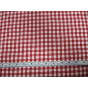 red/white check