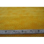 orange spots on yellow b/g