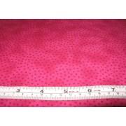 pink spots on fuschia