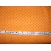 Orange circles on orange b/g