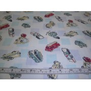 Cars and trucks by Kennard & Kennard K7263