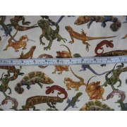 Lizards' by Timeless Treasures GM-C3453