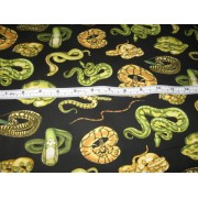 Snakes' by Timeless Treasures GM-C3441