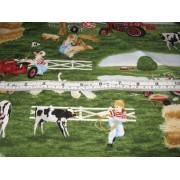 Ducks, dogs, cows and tractors by Zolan #5975