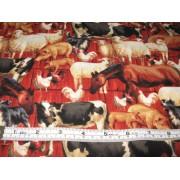 Farm animals by Cranston