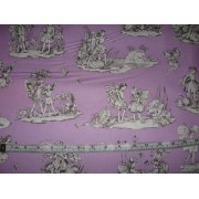 Flower Fairies Toile   by Michael Miller DC4213