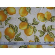 Lemons by Timeless Treasures FRUIT-C2321