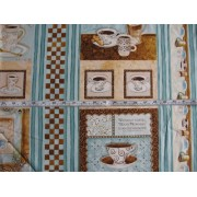 Deja Brew, coffee squares by Studio E