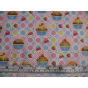 """""""Sweet Cakes"""" #9820 by Fabri Quilt"""