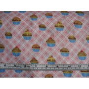 """""""Sweet Cakes"""" #9823 by Fabri Quilt"""