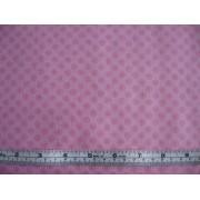 Pink circles on pink b/g