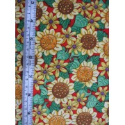 Lloyds & Barton, sunflowers by Timeless Treasures # BART-C3476