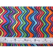 """Rainbow Zigzag"" by Nutex"