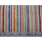 Fruit Stripe - Multi by Macs