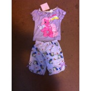 My Little Pony - Size 4 - PJs